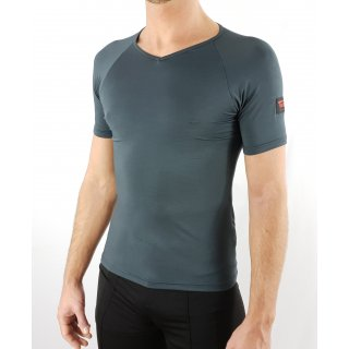 Practise shirt- short sleeve - grey