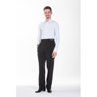 Tanzhose mit Bundfalte William
