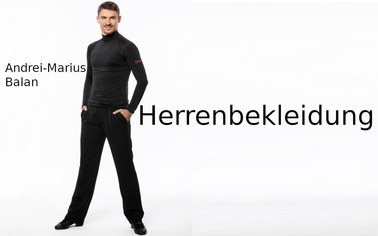 Herrenbekleidung-Tanzsport