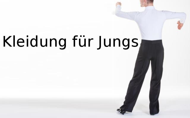 Jungs-Tanzbekleidung